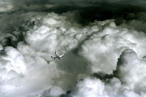 The Beauty Of Clouds.