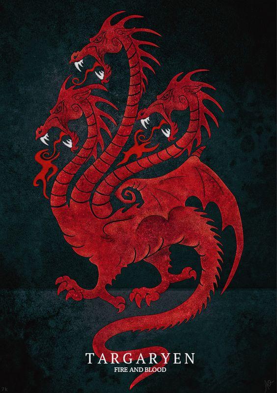 House-Targaryen-a-song-of-ice-and-fire-32439857-565-800.jpg (565×800) #gameofthrones #targaryen
