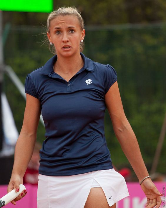 Lesia Tsurenko — Tennis | Beautiful Women in Sports ...