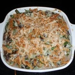 how to make green bean casserole without cream of mushroom