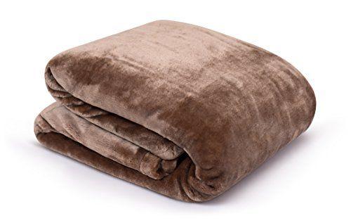 Cuddly Throw Blanket Bedspread Home Blanket Microfibre Sofa Blanket Fleece 150x200