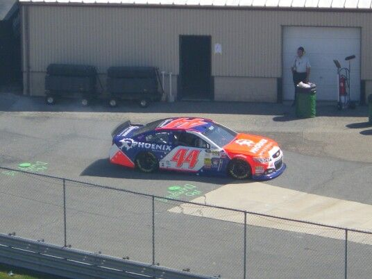 Stremme to the garage