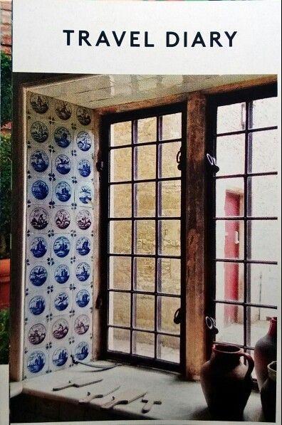 Tiled window