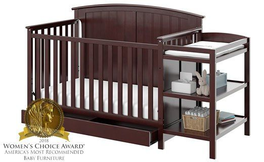 Top 10 Baby Cribs With Changing Table Attached For Your Baby Best Baby Cribs Baby Cribs Crib With Changing Table