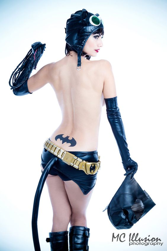 Seliina Kyle by mcolon93 Check out http://hotcosplaychicks.tumblr.com for more awesome cosplay