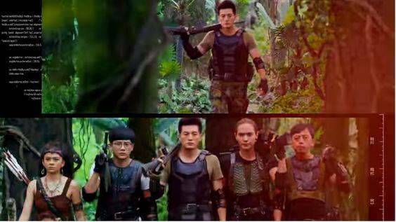 Xem Phim Cuộc Chiến Nộ Giang - Cuoc Chien No Giang