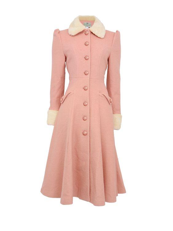 Annabelle Princess Coat 2