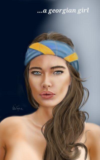 ...a georgian girl