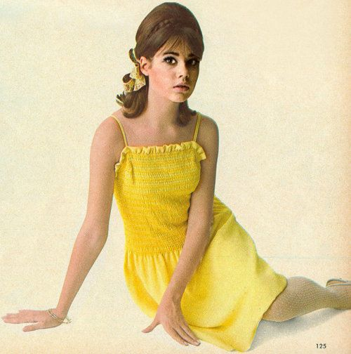 1960s Sun Frock - Colleen Corby
