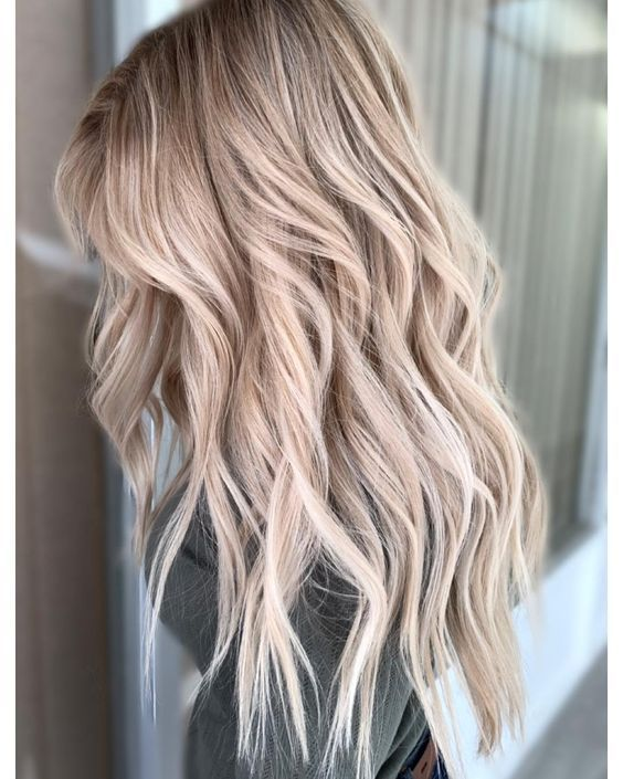 37++ Coiffure blonde des idees