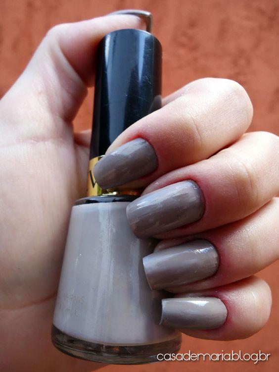 Esmalte Revlon Smoky Canvas www.blogcasademaria.com.br