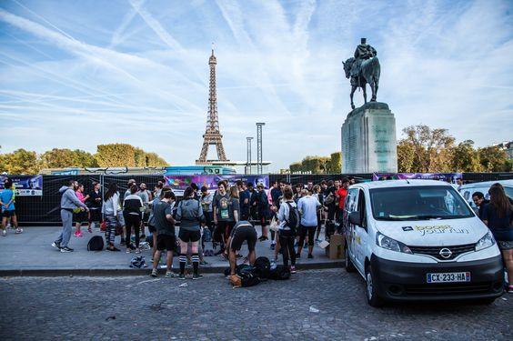#boostbirhakeim - Avant le départ, on s'équipe - Paris / Versailles - Victor Malecot©