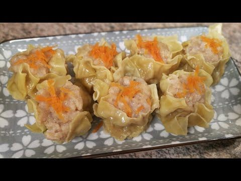 Siomay Dimsum Ala Imperial Youtube Ide Makanan Makanan Ringan Sehat Resep Makanan