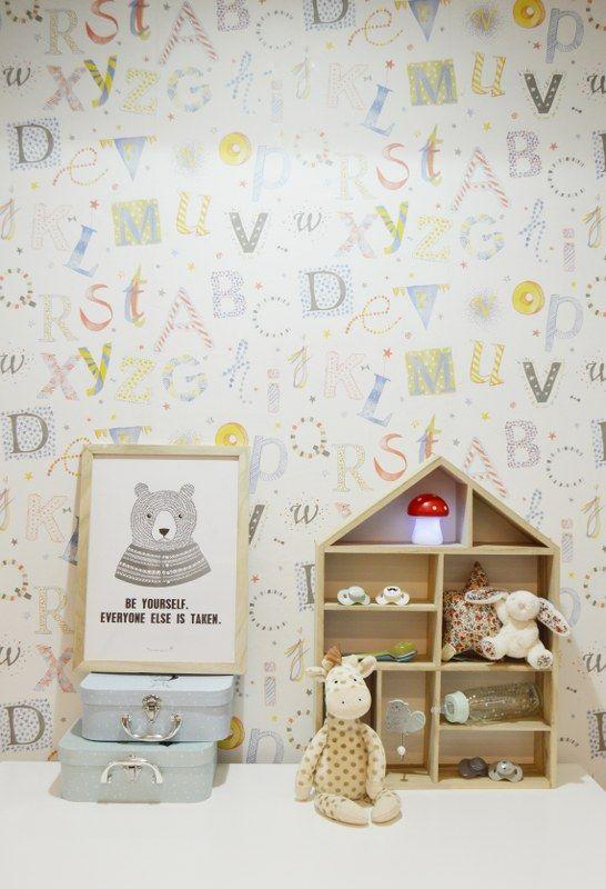 Decoraci n de espacios infantiles con dise o n rdico for Diseno decoracion espacios