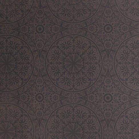 Eulalia Peel Stick Wallpaper White Black Opalhouse Neutral Furniture Removable Wallpaper Traditional Wallpaper