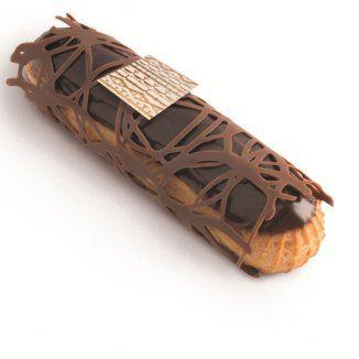 éclair chocolat de Fauchon: