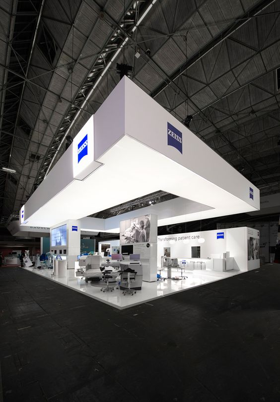 Creative Expo Stands : Wonderful creative exhibition stands exhibitions