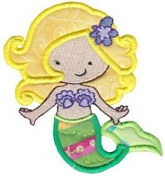 Cute mermaid!