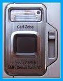 xenon flash camera phone