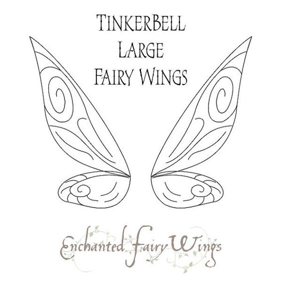 Pattern And Tutorial For Tinkerbell Adult Costume Fairy