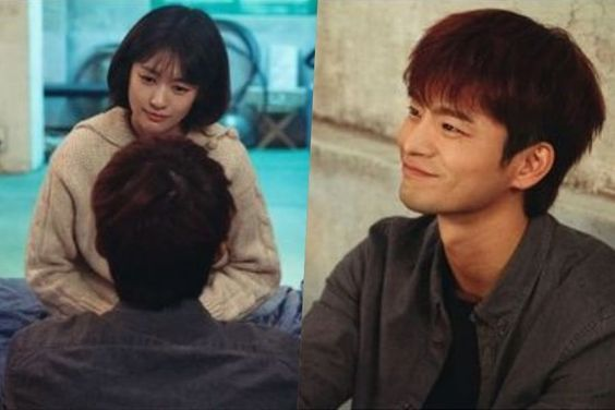 """Jung So Min And Seo In Guk Hold Each Other Tight In """"The Smile Has Left Your Eyes"""""""