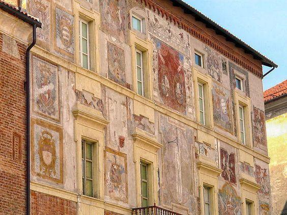 Mondovì, Palazzo del governatore, ph.Papalini - italiameravigliosa.org
