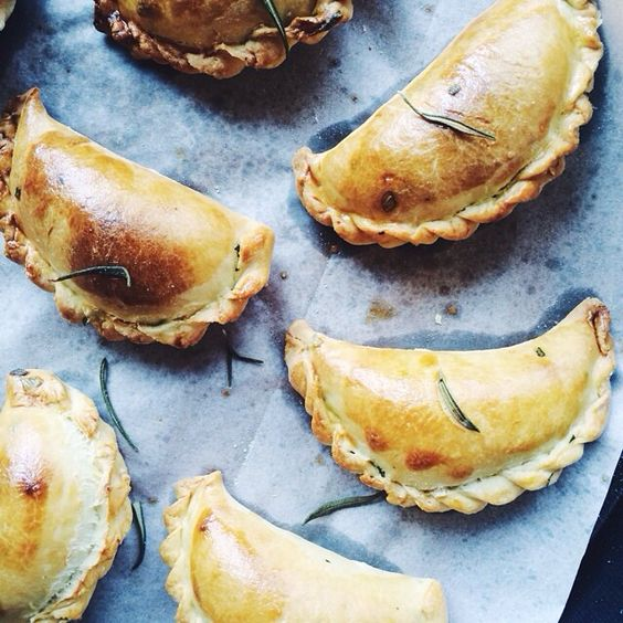 "Malaysian ""#Karipap"" savory #Pastries sound amazing! ""Beef, po..."