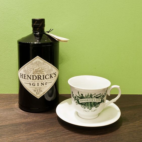 "Must try. Hendrick's. ""A gin made oddly."""
