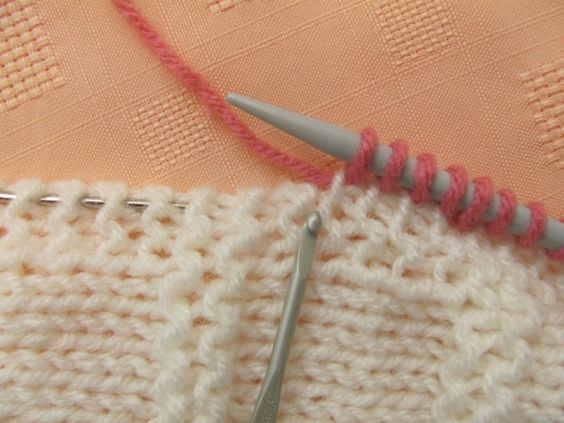 Knitting Stitches How To Decrease : A well, Stitches and Student-centered resources on Pinterest