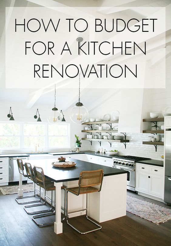 This post is sponsored by American Express Personal Loans. If Icould tally up all the questions I've received from readers over the years, I would bet you that a big majority of them are asking about kitchen design. I get it! Renovating a kitchen can be stressful, complicated and, not to mention, so expensive! It …