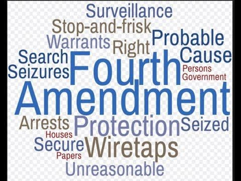 SUPREME COURT 2 RULE ON IF U HAVE U HAVE 4TH AMENDMENT PRIVACY ON - pretrial officer sample resume