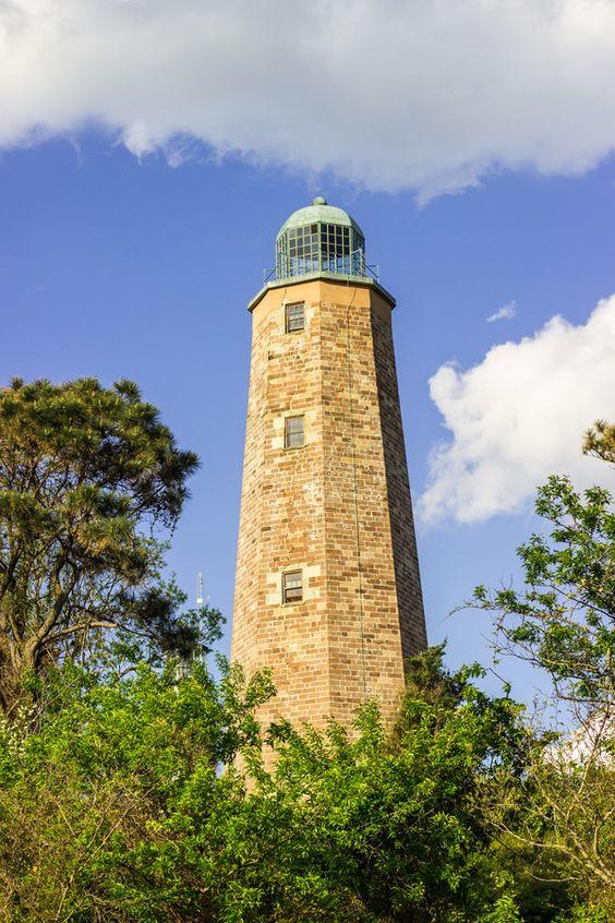 lighthouse on the hill by Jeremy Begor on 500px