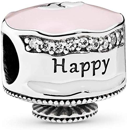 Magnificent Buy Pandora Jewelry Happy Birthday Cake Charm Sterling Silver Birthday Cards Printable Opercafe Filternl