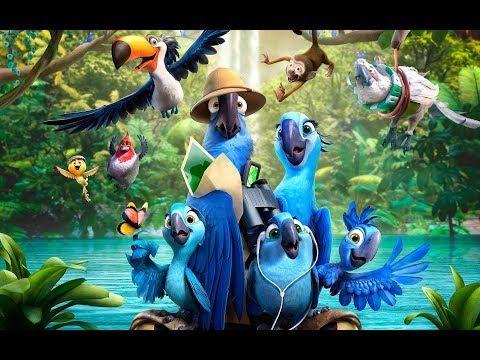 Assistir Rio Dublado Melhores Cenas 4k Youtube Filme Rio