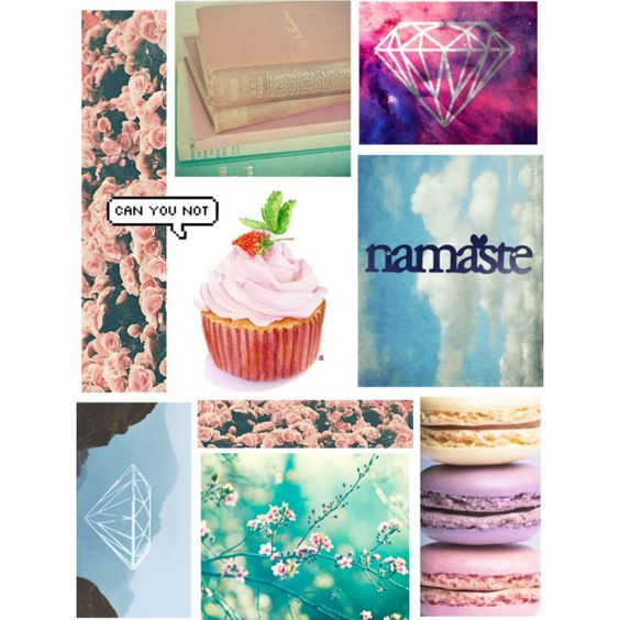 Another Tumblr Style Binder Cover Made On Polyvore!