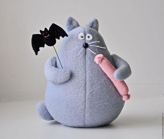 Fleece Cat Toys 41