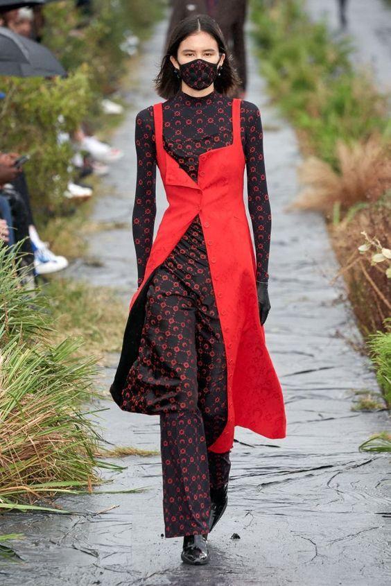 Marine Serre's Climate change Fashion Trend 2020