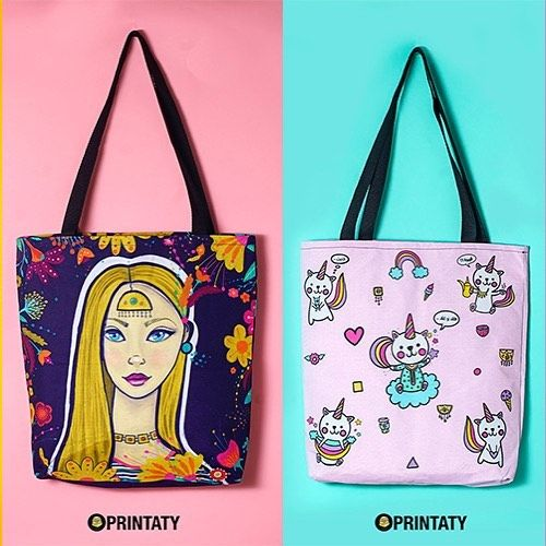 شنط قماش بحجم في سم بسعر ريال للطلب موقعنا Printaty Com واتساب 77071723 Tote Bag Tote Reusable Tote Bags