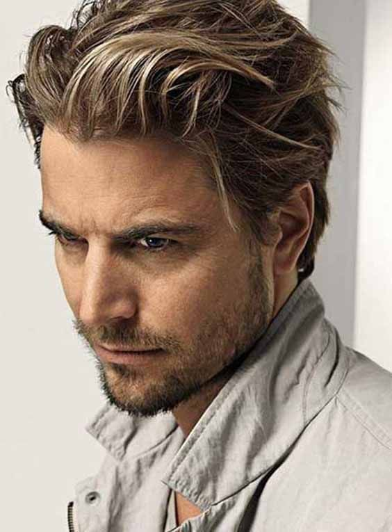 First Of All At The Stage Of Hairstyle A Man Should Go With Those Hairstyles Which He Wants Mens Hairstyles Medium Medium Length Hair Men Medium Hair Styles