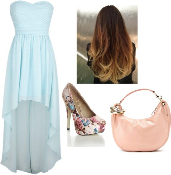 """summer formal"" by daddysirlannabellek ❤ liked on Polyvore"
