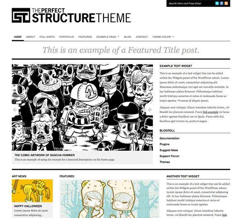 Beautiful Free WordPress Themes