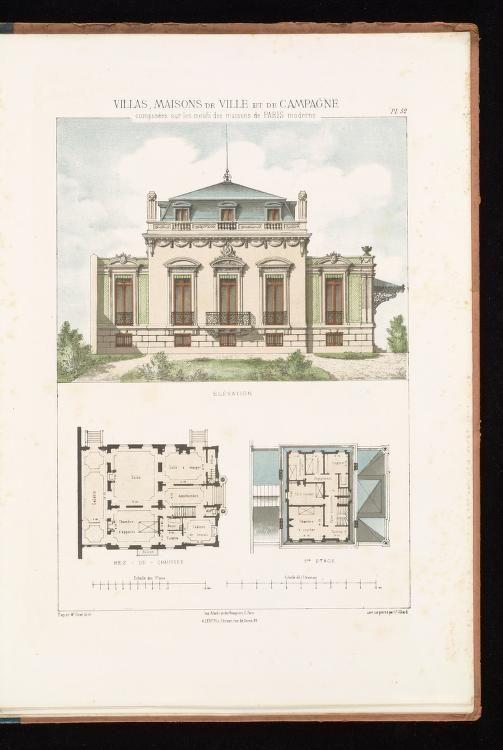 Fantastique Ecran Style Architectural History Suggestions Quand L Architecture Occidental En 2020 Plans Architecture Maison De Ville Illustrations Architecturales