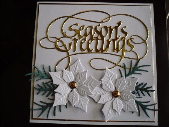 Seasons Greetings | docrafts.com