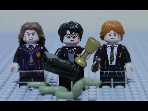 Lego Harry Potter In 99 Seconds Credit To Paint Youtube Lego Harry Potter Harry Potter 99 Seconds Potter