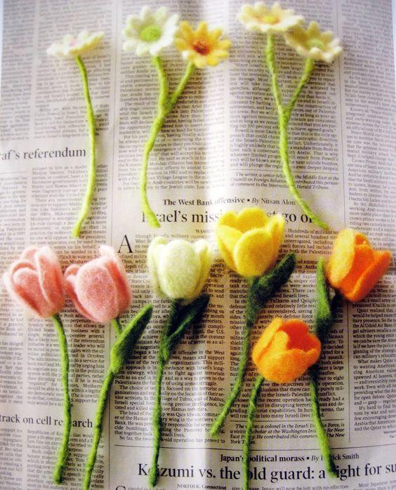 felt crafts | felt cafe: mini craft books