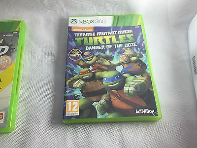 #Teenage #mutant ninja #turtles danger of the ooze for the xbox 360,  View more on the LINK: http://www.zeppy.io/product/gb/2/252528034787/