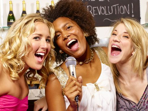 karaoke machine adults
