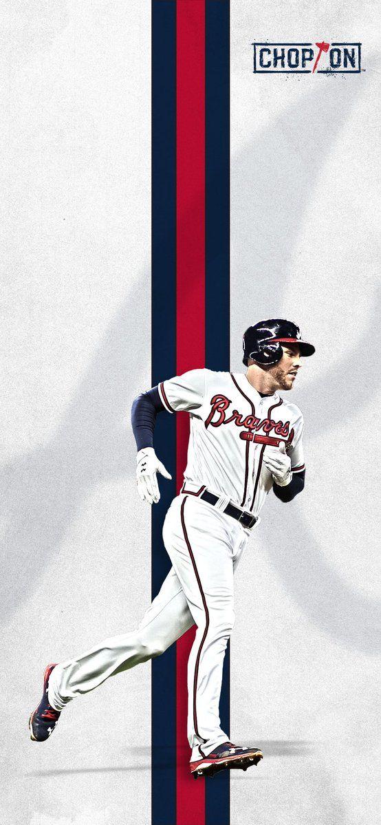 Wallpaperwednesday Atlanta Braves Wallpaper Braves Baseball Braves