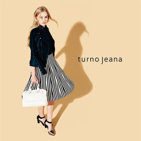 turno jeana 2014AW Vol.4 model:Alex