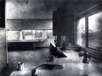kitchen villa stein le corbusier - 1926 | Le Corbusier ...